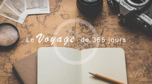 Le voyage de 365 jours - Createur Recherche Paix Interieure