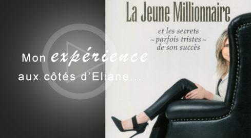 Couverture Eliane G. Latourelle : la jeune millionnaire