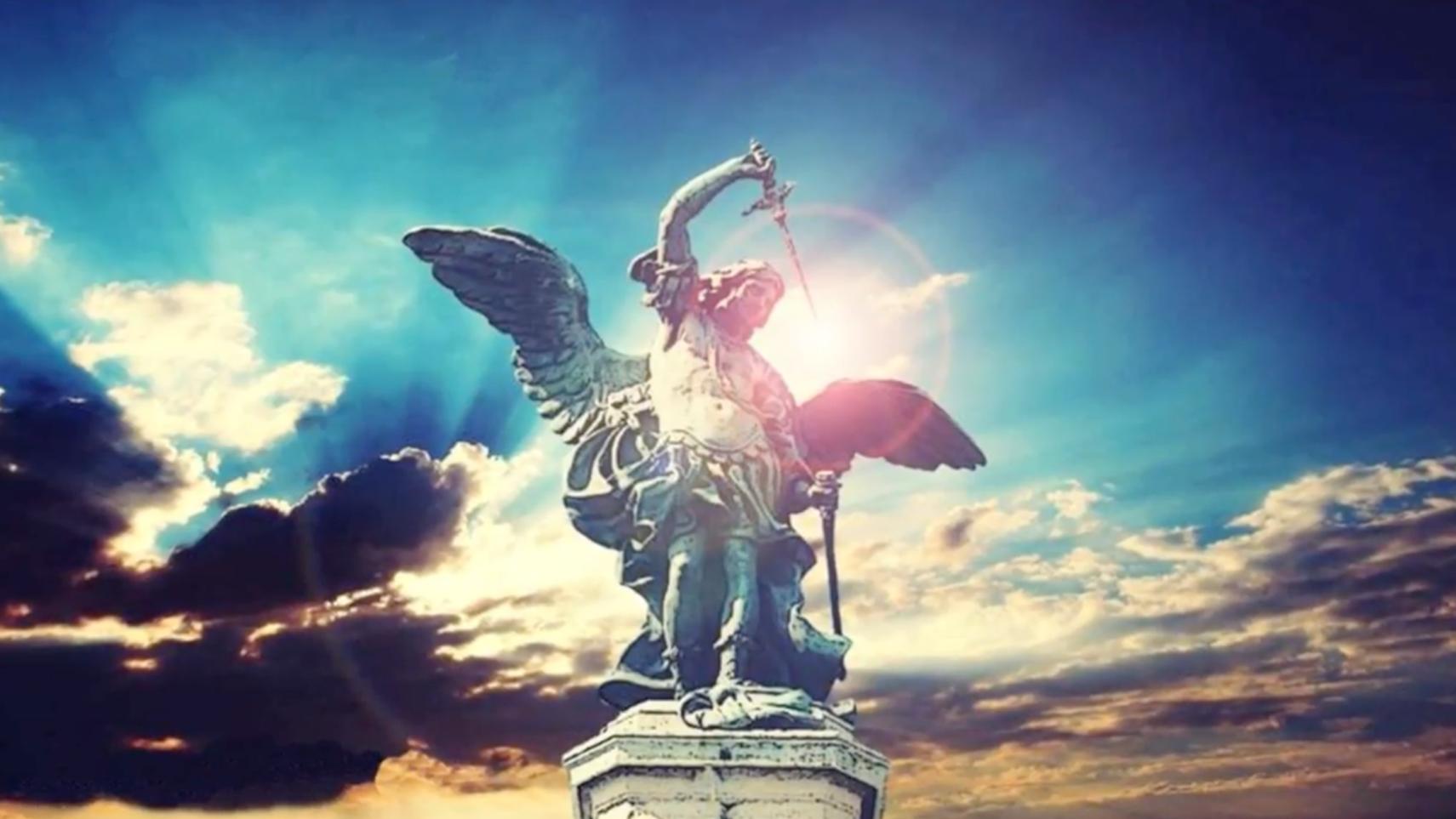 Représentation de l'archange, Saint Michel