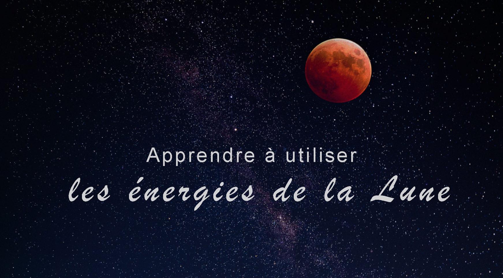 Image article : Les énergies de la Lune