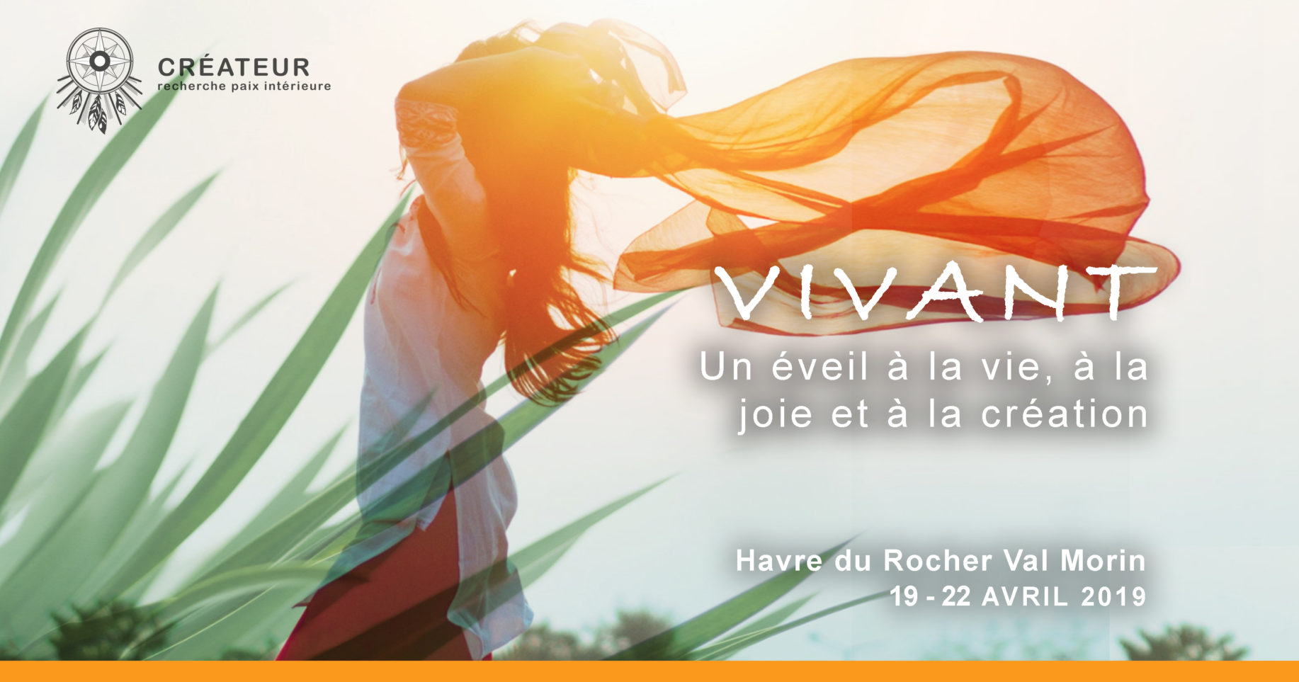 Retraite VIVANT - Printemps 2019