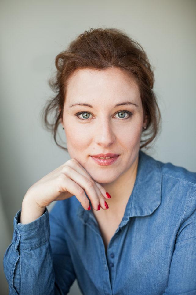 Portrait Julia Braga par EvaMaude TC photographe