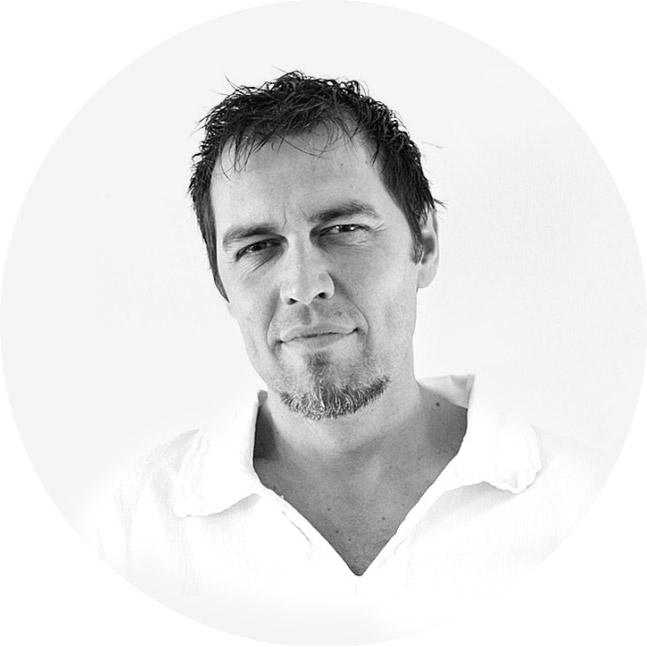 Portrait Laurent Boiteux architecte